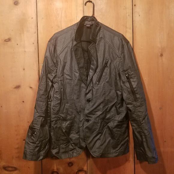 Armani Exchange Other - Armani exchange gray jacket